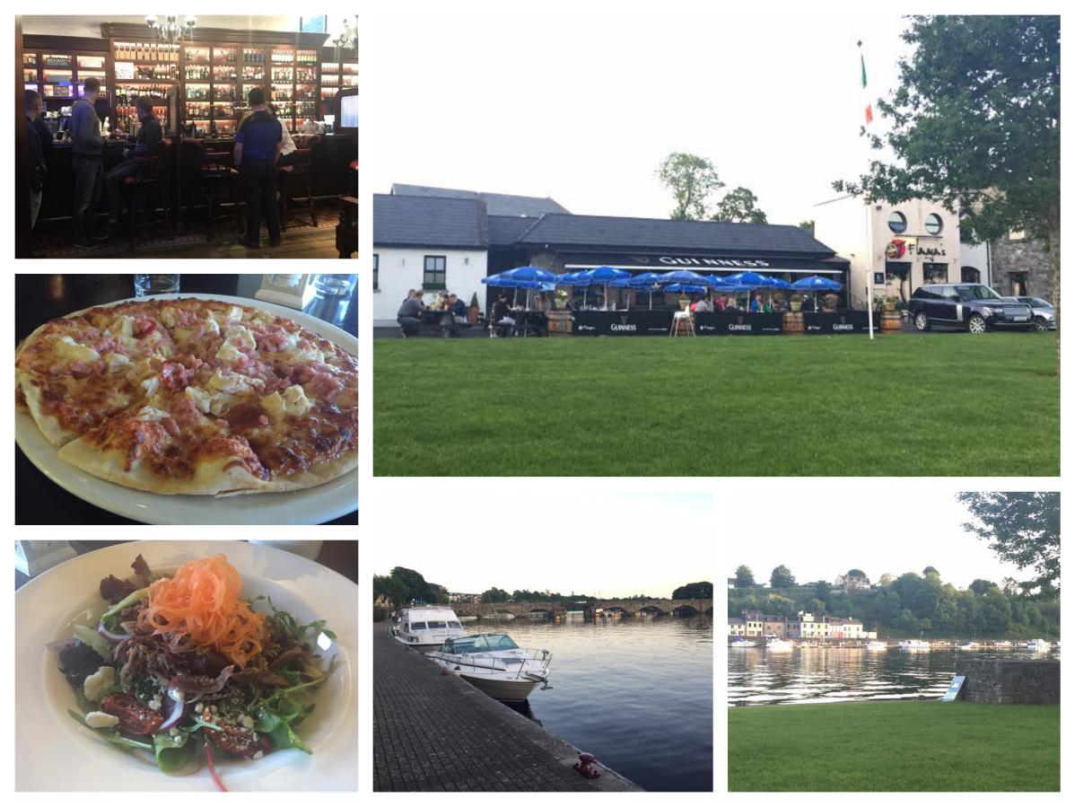 Flannagans Killaloe Co Clare - Pikalily Travel Blog