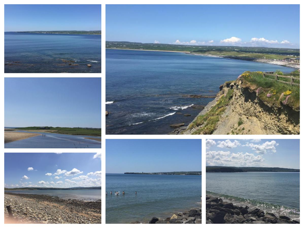 Lahinch Co Clare - Pikalily Travel Blog