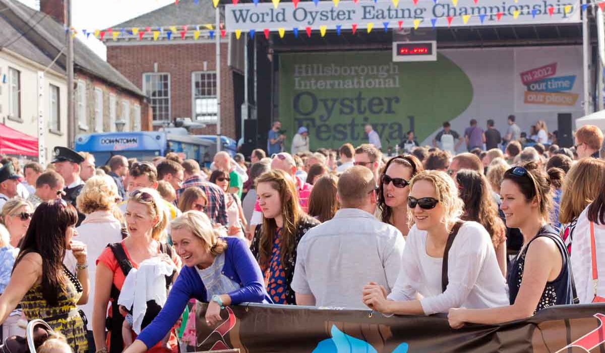 6 Foodie days out to enjoy this summer across NI