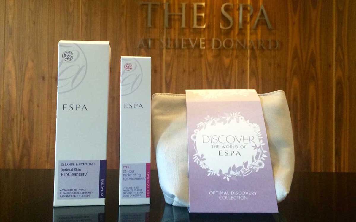 ESPA Slieve Donard Hotel Spa - Pikalily Food Travel Lifestyle Blog