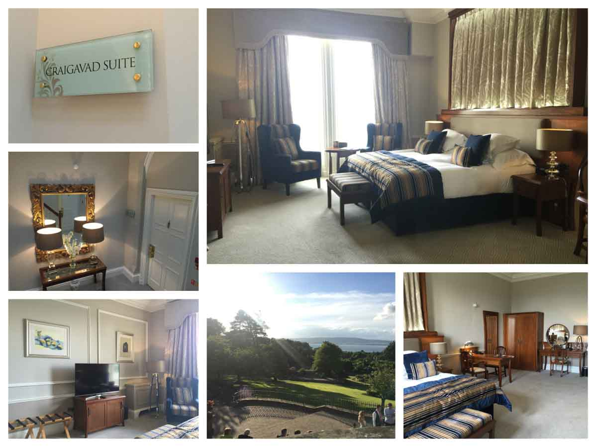 State Suite Culloden Hotel - Pikalily Food Travel Blog