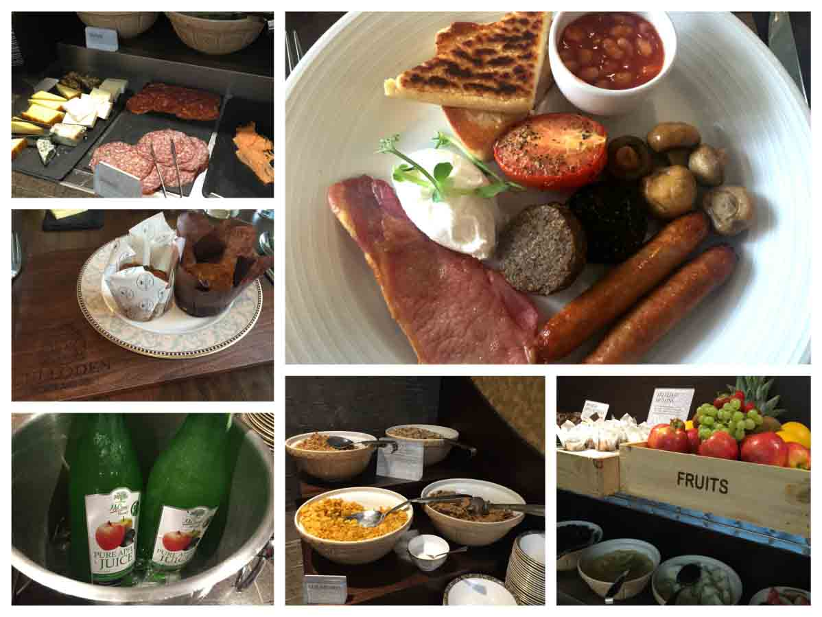 Breakfast at Culloden - Pikalily Food Travel Blog