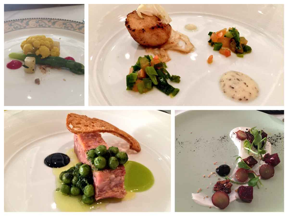 Tasting Menu at Culloden Hotel - Pikalily Food Travel Blog