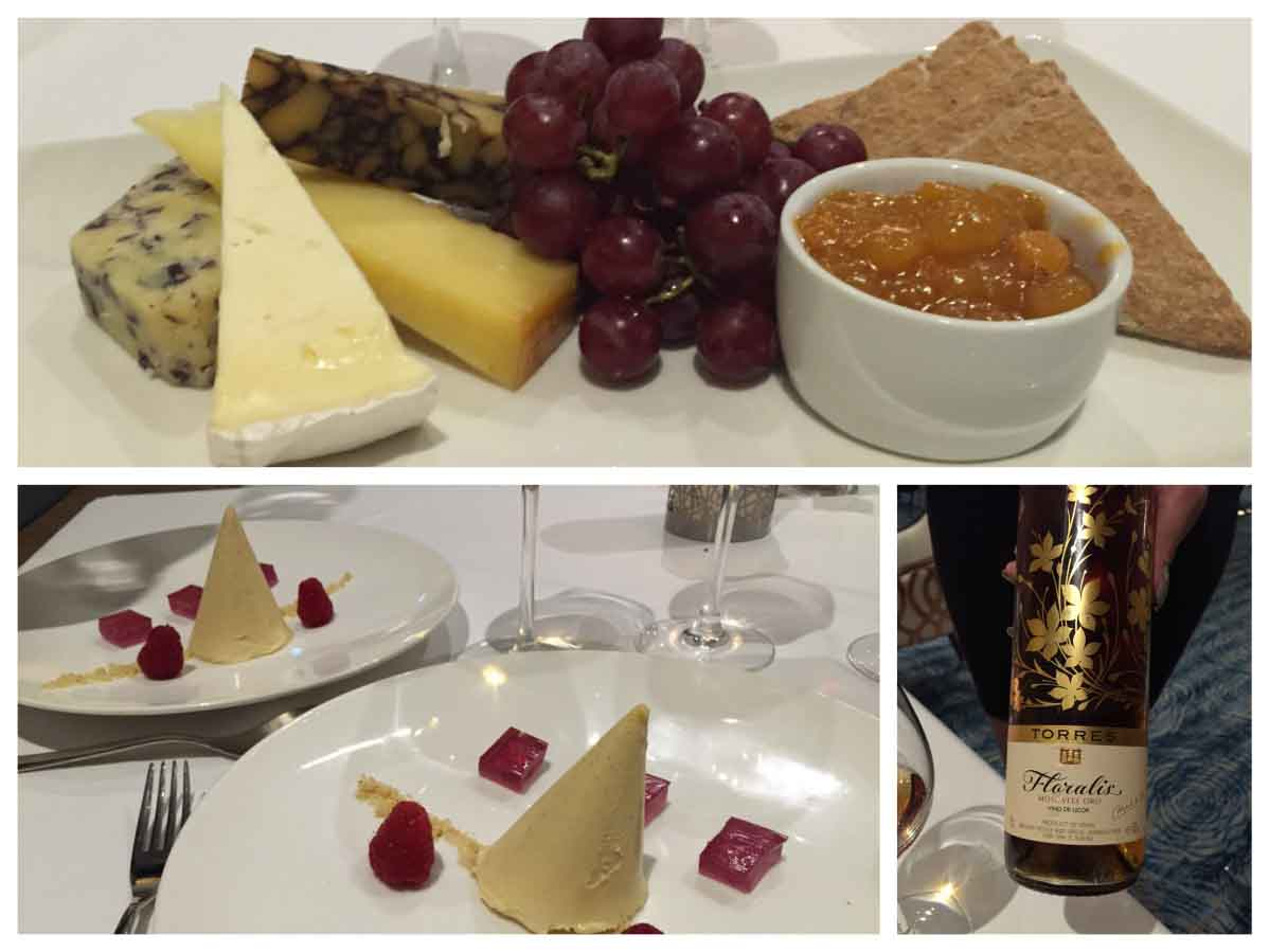 Culloden Hotel Dessert and Cheese Board - Pikalily Food Travel Blog