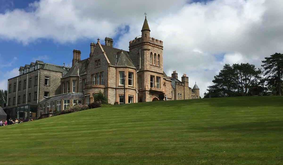 Luxury and Relaxation at The Culloden Hotel