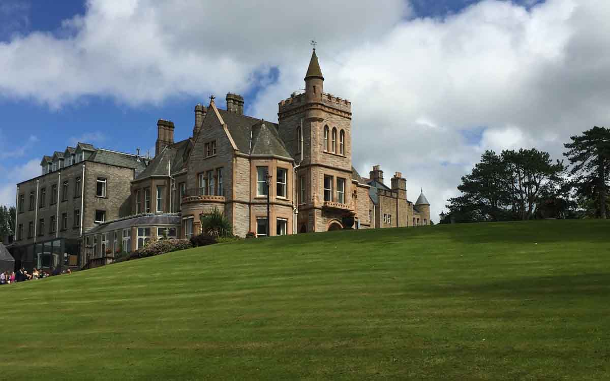 Review Culloden Hotel and Spa - Pikalily Food Travel Blog
