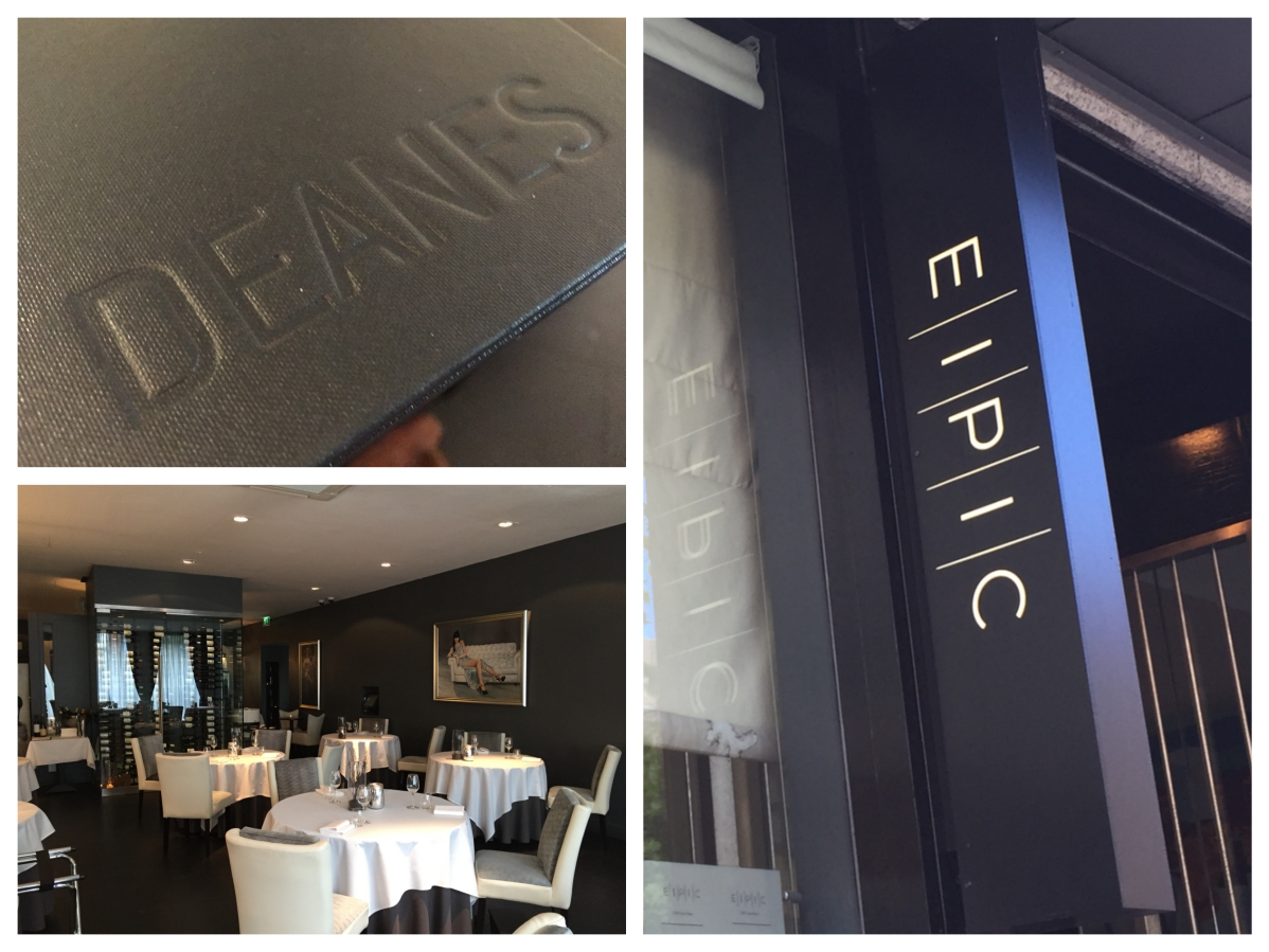 Deanes EIPIC Belfast Review - Pikalily Food Travel Blog