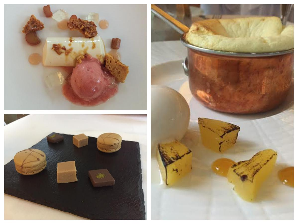 Dessert at Glgorm Hotel - Pikalily Food Travel Blog
