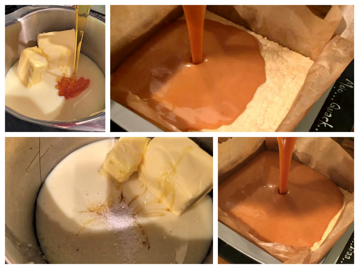 Salted Caramel Recipe - Pikalily Food Blog