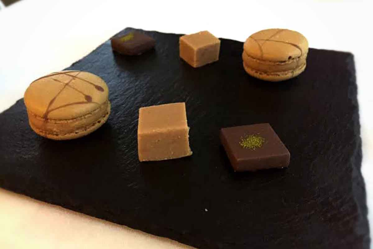 Petit Fours Galgorm Hotel River Room - Pikalily Food Travel Blog