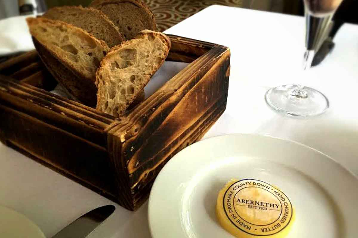 Homemade Breads - Galgorm Hotel - Pikalily Food Travel Blog