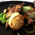 Dining at The River Room - Galgorm Hotel - Pikalily Food Travel Blog