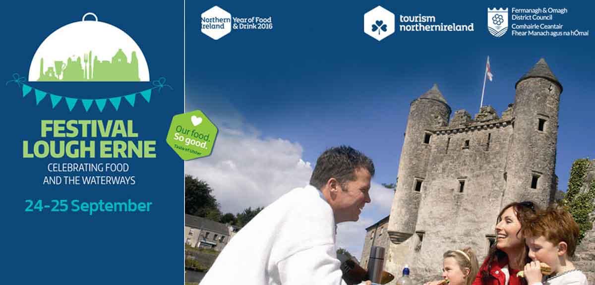 Festival Lough Erne - Pikalily Food Blog