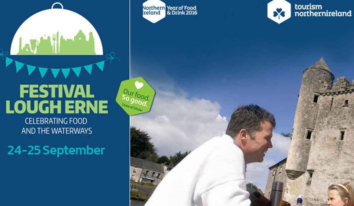 Getting Ready For Fermanagh Restaurant Week & Festival Lough Erne