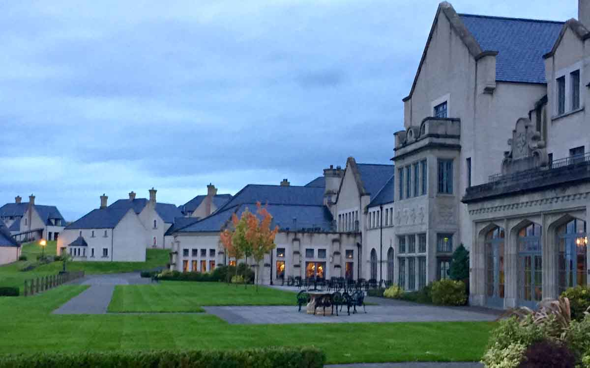 Lough Erne Resort Review - Pikalily Food Travel Blog