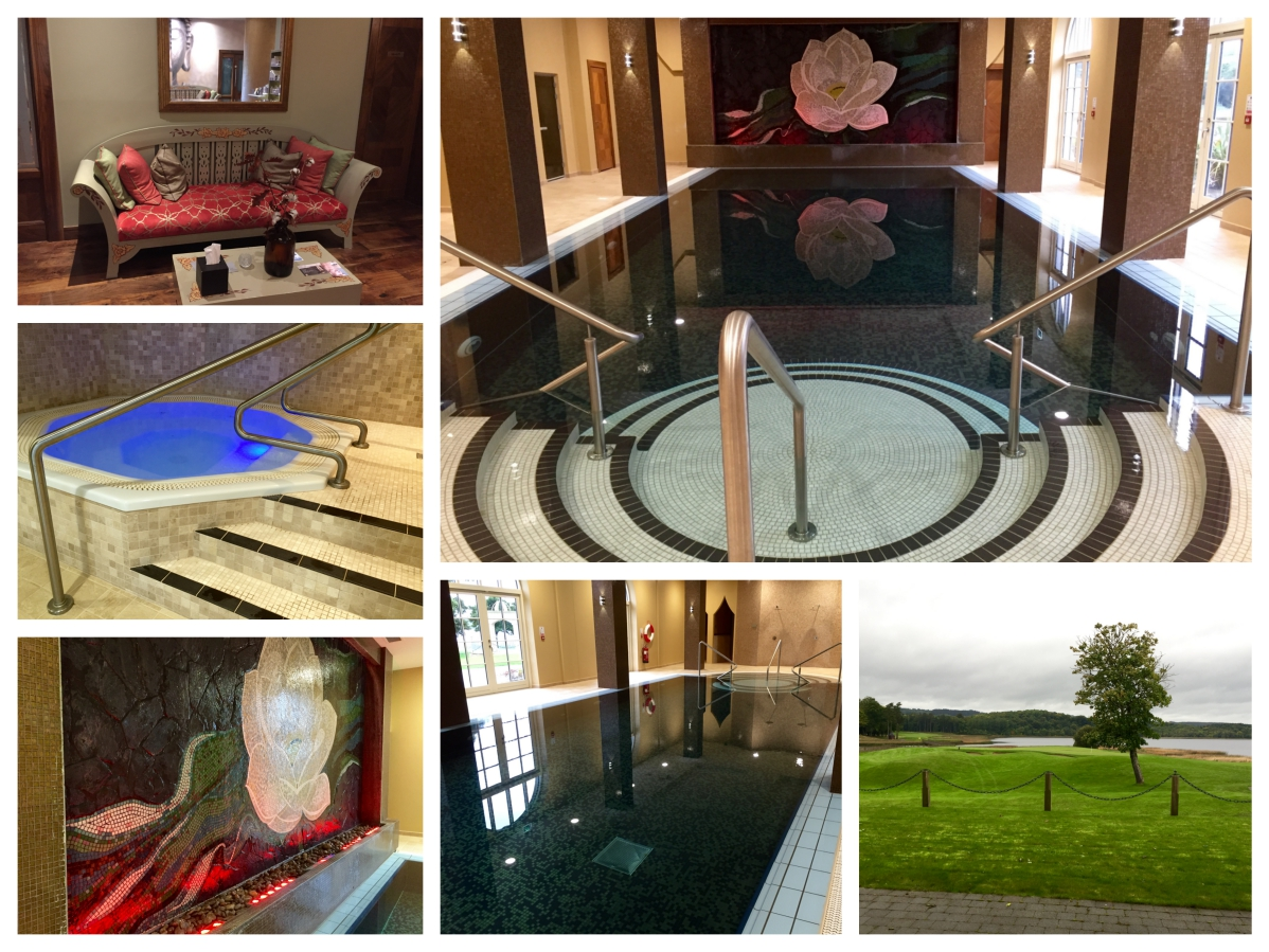 Lough Erne Spa - Pikalily Food Travel Blog