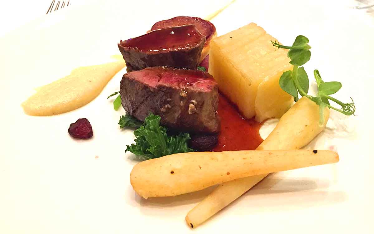 Fine Dining Slieve Donard Hotel - Pikalily Food Blog
