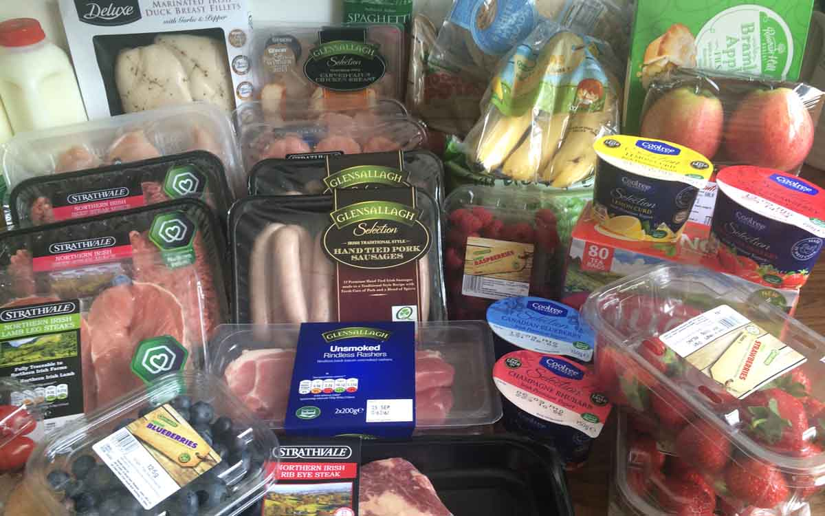 Lidl NI Shopping - Pikalily Food Blog