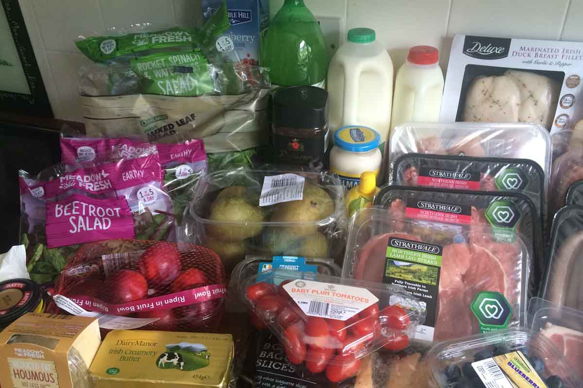 Shopping Review Lidl NI - Pikalily Food Blog