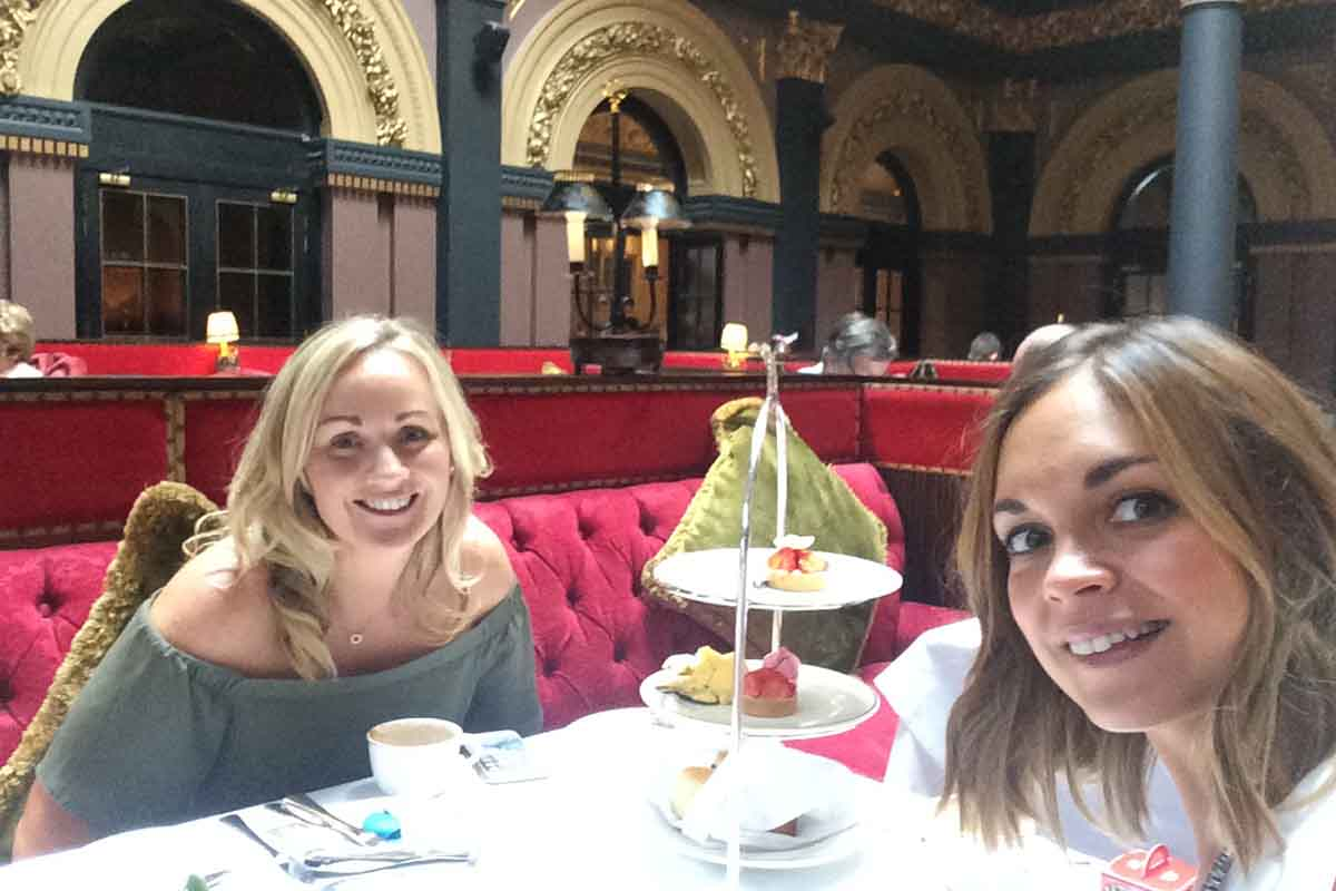 Afternoon Tea at Merchant Hotel Belfast - Pikalily Food Travel Blog