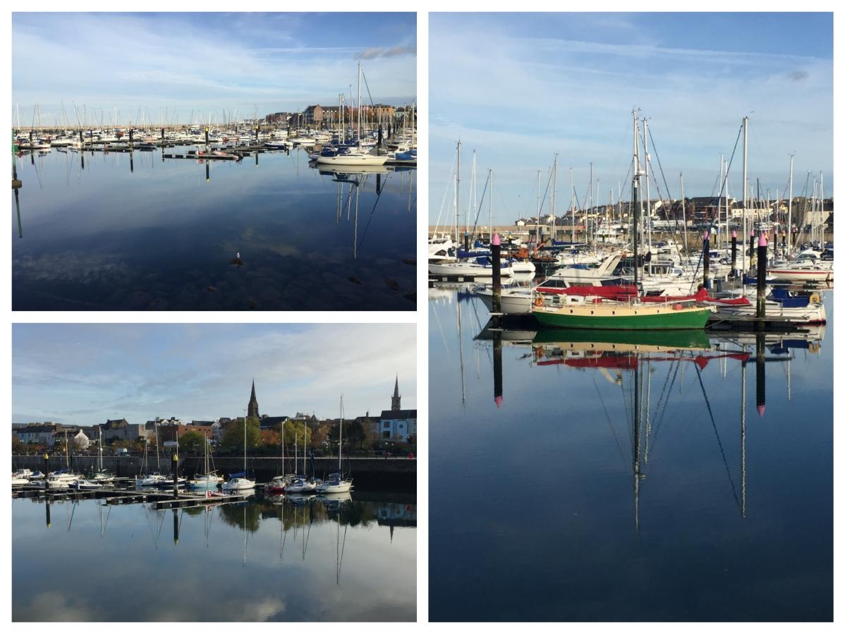 Bangor Marina - Pikalily Blog