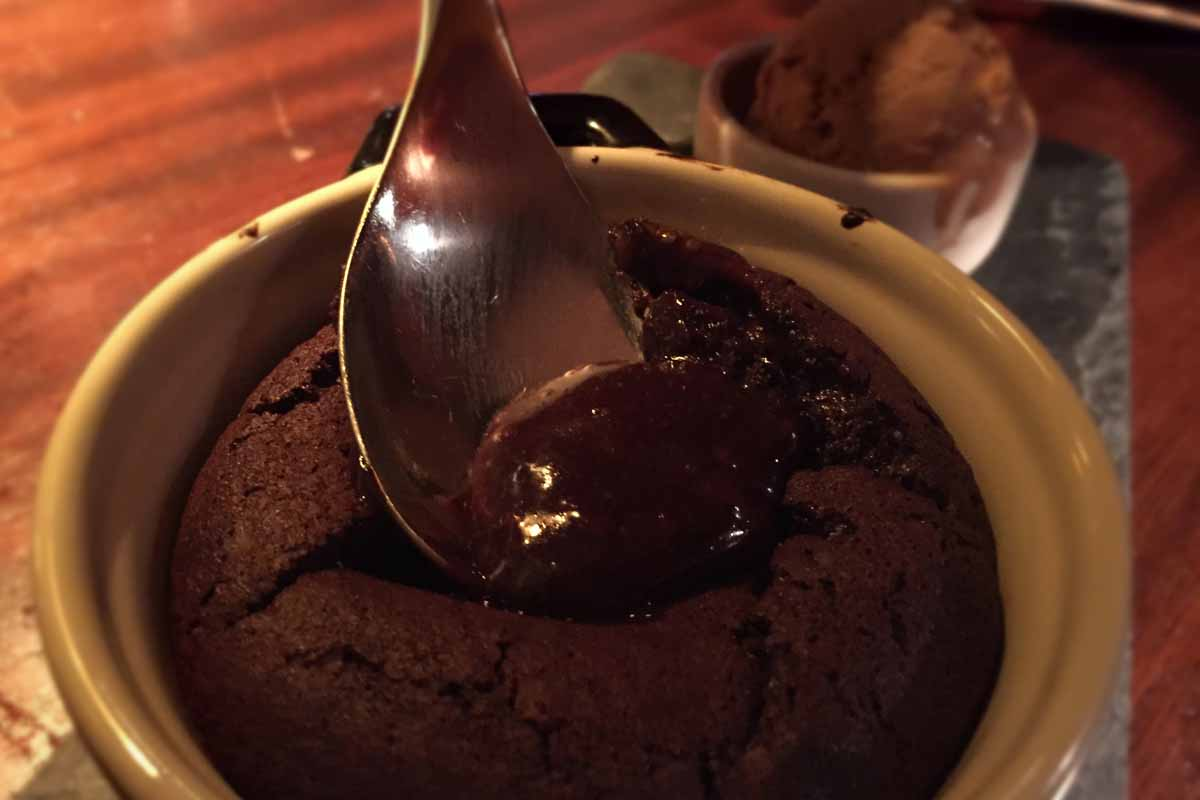 Dessert at Coq and Bull Brasserie - Pikalily Food Travel Blog