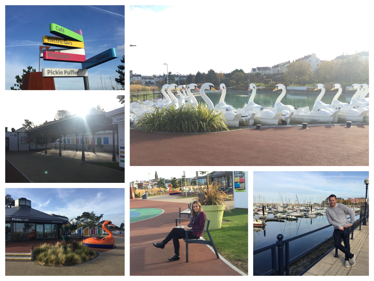 Pickie Park Bangor - Pikalily Food Travel Blog