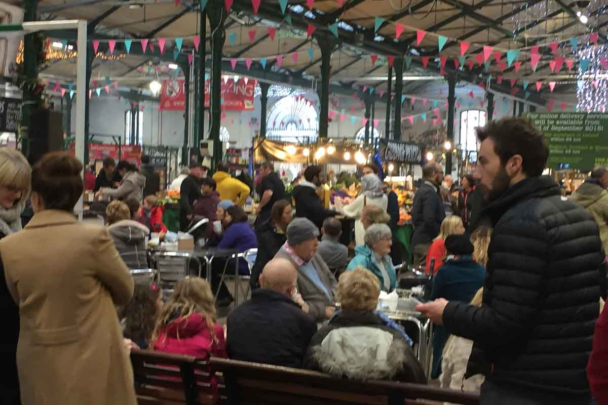 St Georges Market Christmas - Pikalily Food Travel Blog