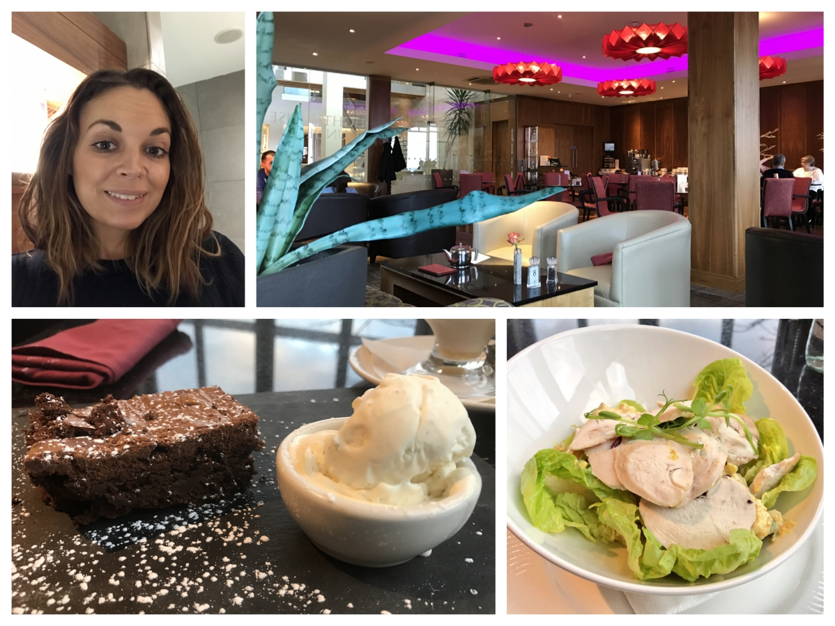 Eating at the Lighthouse Lounge Slieve Donard - Pikalily Blog