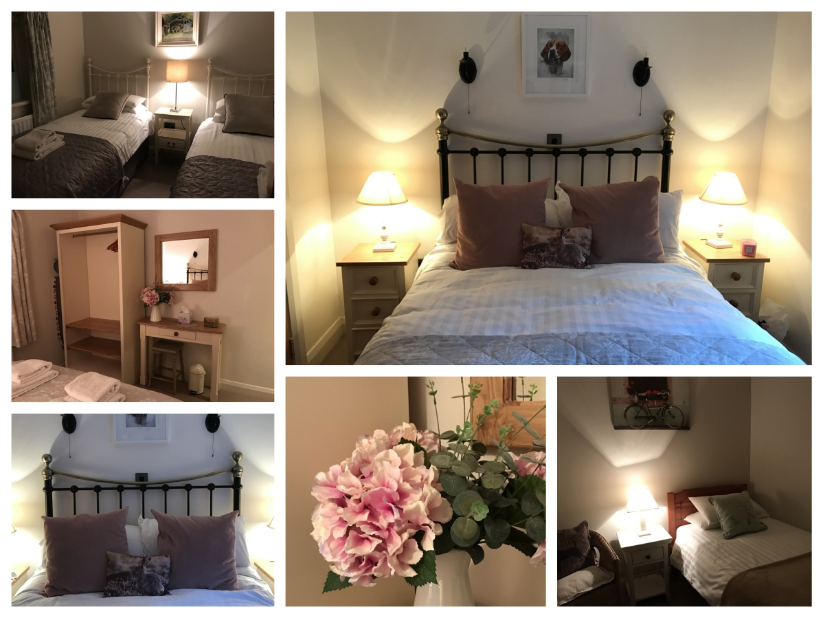 Gate Lodge Bedrooms - Pikalily Blog