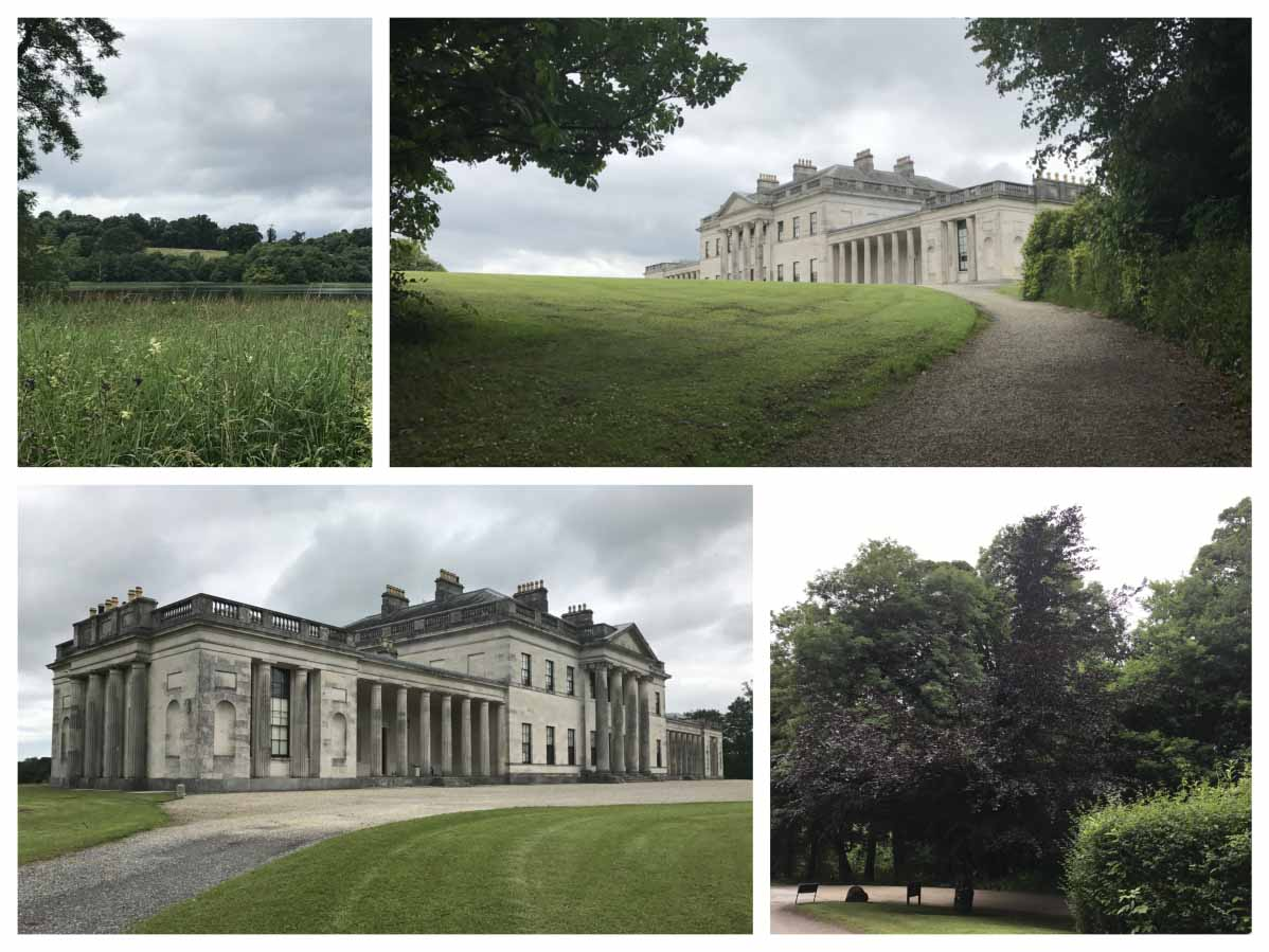 Castle Coole - Things to do Enniskillen - Pikalily Blog