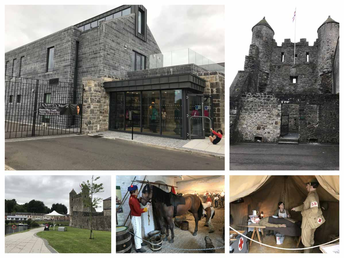 Enniskillen Castle - Things to do Enniskillen - Pikalily Blog