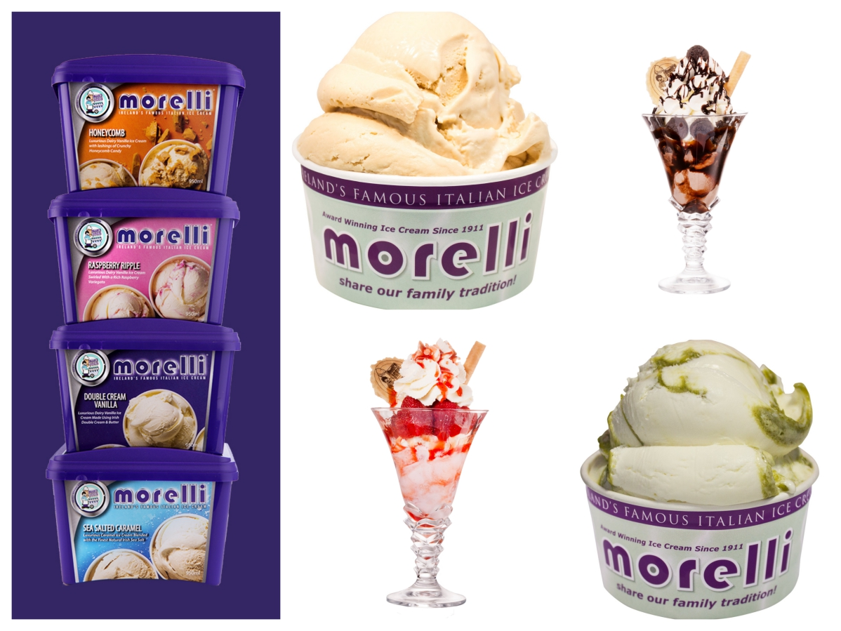 Morellis Ice Cream - Pikalily Blog