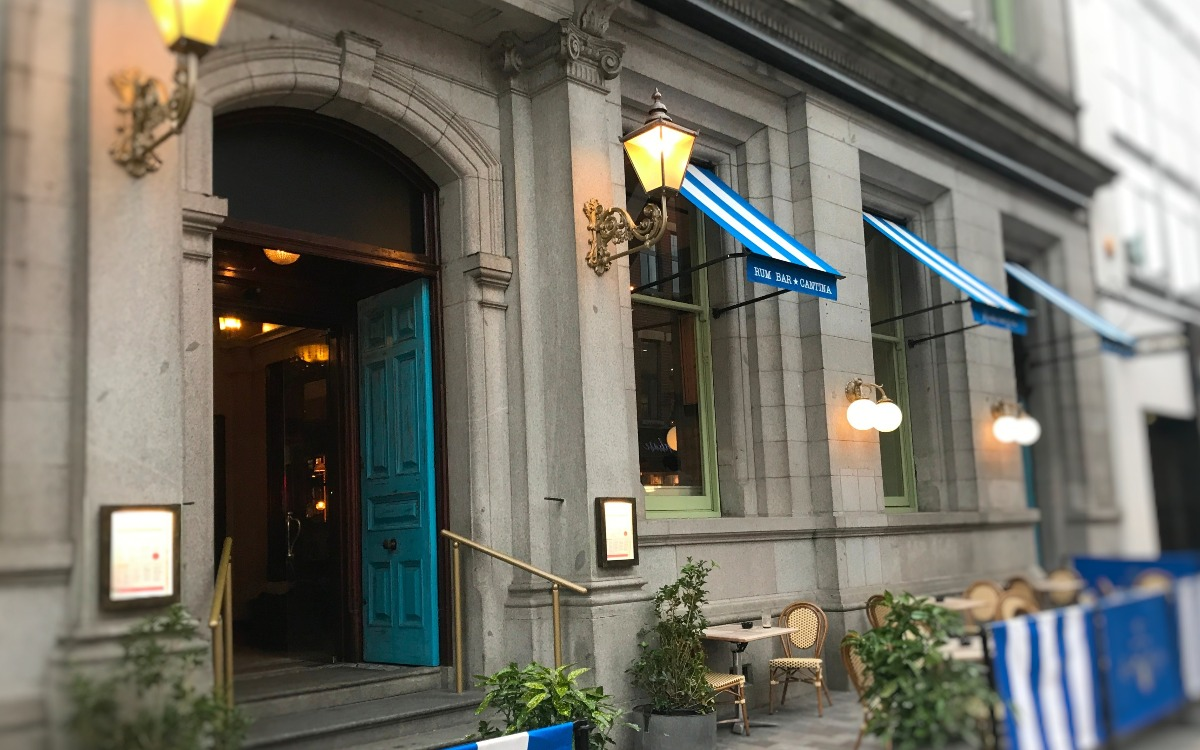 Revolucion de Cub Belfast Review - Pikalily Food Blog