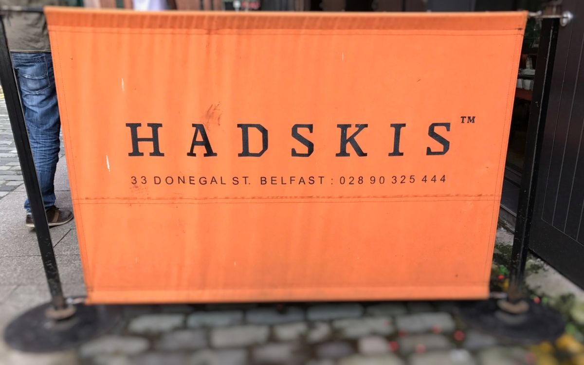 Hadskis Belfast - Burgers in Belfast - Pikalily Food Blog