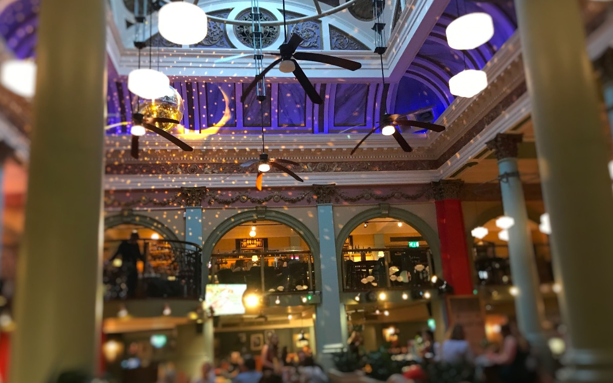 Menu Revolucion de Cub Belfast - Pikalily Food Blog