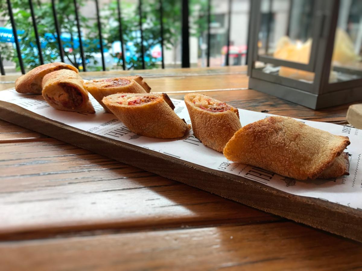 La Taverna Belfast Starters - Pikalily Food Blog