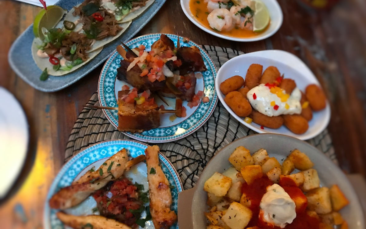 Tapas Revolucion de Cuba Belfast Review - Pikalily Food Blog