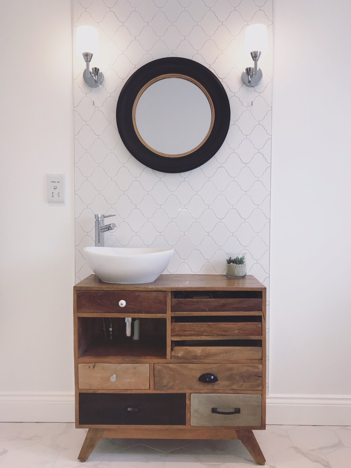 Bathroom Mirror Ideas - Pikalily Blog