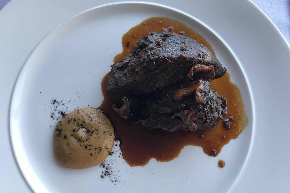 Daube Beef - Edge Restaurant Review - Pikalily Blog