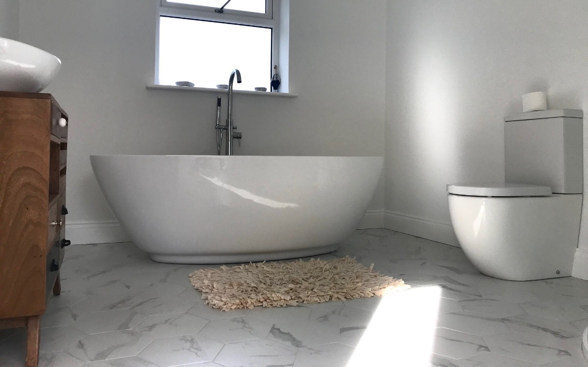Free Standing Bath Cover Pikalily