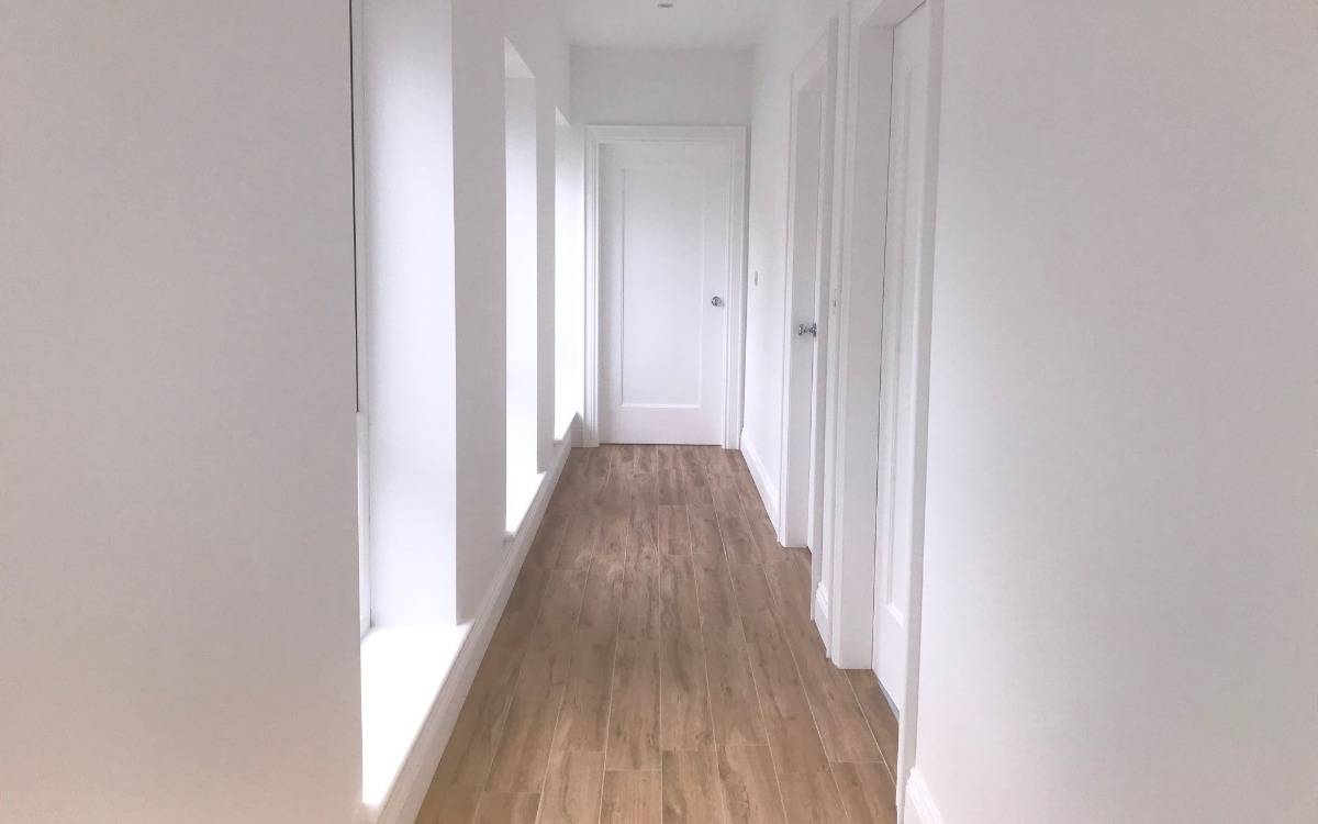 Tips for updating your hallway - Pikalily blog