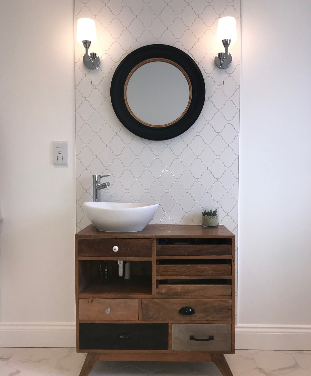Winter Bathroom Lighting Design Ideas - Pikalily Blog