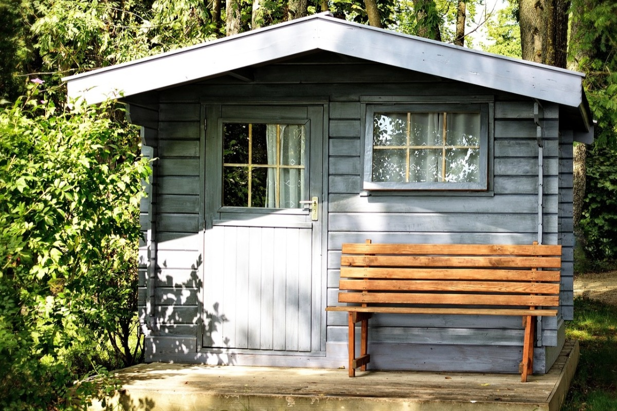 Garden Shed - Pikalily Blog