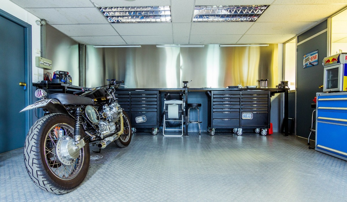 Tips Improve Garage
